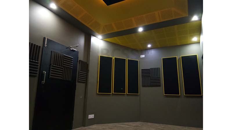 Project INFINITY- MUSIC PRODUCTION HOUSE, DC Court Junction, Dimapur, Nagaland (6)
