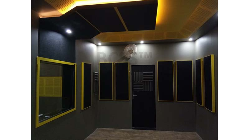 Project INFINITY- MUSIC PRODUCTION HOUSE, DC Court Junction, Dimapur, Nagaland (8)